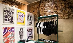 """L.A-based collective Brain Dead and Dover Street Market have joined forces once again on an exclusive collection and installation, titled """"WORLD UPDATE."""""""