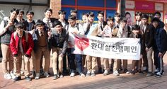 목포마리아회고등학교, 다양한 캠페인 활동 전개