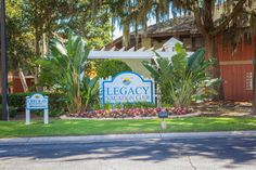 Do you know which Legacy entrance this is? #traveltuesday #triviatuesday  www.legacyvacationresorts.com
