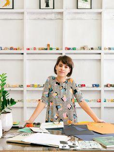 Nadia Hernandez — The Design Files | Australia's most popular design blog.
