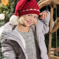 LG18-57 Nisseungens julegenser   Linde Garn Winter Hats, Fashion, Moda, Fashion Styles, Fashion Illustrations