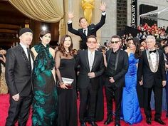 Red carpet, The Oscars 2014