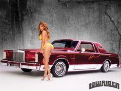 1981 Lincoln Mark Vi Elizabeth Velasquez