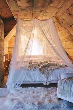 Fairy Lights Bedroom Kids Bed Canopies