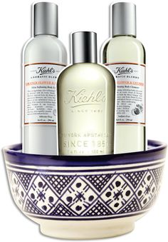 Always loved a little citrus fragrance and the packaging looks amazing (as expected from the minimalist Kiehl's) #Kiehl's #AromaticBlends