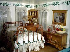 Room Box Number 3 - Bedroom