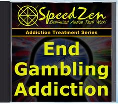 Overcoming your gambling addiction can be a relatively painless process when you are able to release your emotional attachments to the thrill of betting and develop better habits for dealing with problems you've been trying to solve with gambling. Listening to this subliminal hypnosis album will allow you to achieve a deep state of meditative trance, proven to reduce stress, improve impulse control, and help you sort out deep emotional baggage at the subconscious level so that you can...