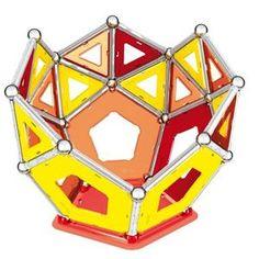 Kids Panels : 104 stukken speelgoed van Geomag