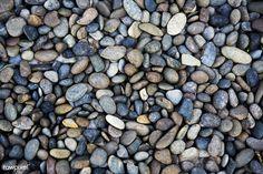 Pebble rocks texture pattern wallpaper F. Rock Background, Concrete Background, Textured Background, Free Texture Backgrounds, Aesthetic Backgrounds, Tiles Texture, Stone Texture, Black Paper Texture, Free Frames