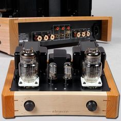 Almarro 318B Tube Amp - Would love to hear that one!