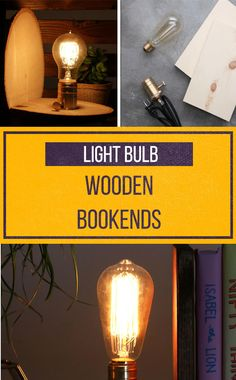 These Reading Light Bookends Are Highly Necessary To All Readers