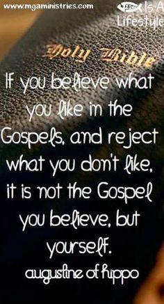 Augustine of Hippo facebook.com/donttakethemark