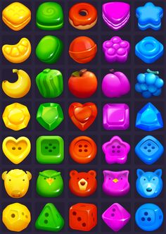 Candy Crash, Technical Artist, Candy Games, Match 3 Games, Game Tag, Coin Master Hack, Game Ui Design, Game Props, Game Icon