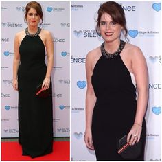 Princess Eugenie of York attended the 'End of Silence' Fundraising Gala of the Hope and Homes for Children at Abbey Road Studios in London, England on June 1 2016.