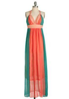 Melon Stories Dress   Mod Retro Vintage Dresses   ModCloth.com