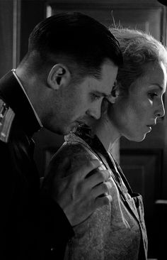Tommy as Leo Demidov & Noomi Rapace - Child 44 (2015) / TH0068