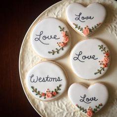 Fancy Cookies, Valentine Cookies, Iced Cookies, Royal Icing Cookies, Birthday Cookies, Cake Cookies, Sugar Cookies, Christmas Cookies, Cupcakes
