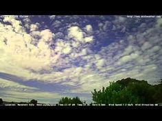 Adelaide weather time Lapse  Fri 15 04 2016