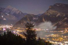 Zillertal Valley, Austria, New Year's 2014