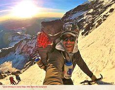 Tanner Jackson, Adventure16 San Diego Sales Associate. Climbing Mt. Rainier. Read the blog here: http://www.adventure16.com/blog.asp?itemid=57&submit=getrecord&recordid=86