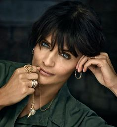 Helena Christensen  By Ole Lynggaard