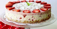 Zdravý recept: Famózny Raw jahodový cheesecake - KAMzaKRASOU.sk