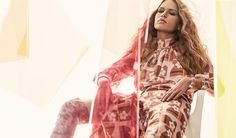 Printed Matter - Anna Ewers by Craig McDean for Vogue UK March 2017 Fashion 2017, World Of Fashion, New Fashion, Fashion News, Fashion Models, Vogue Models, Prada, Mario, Anna Ewers
