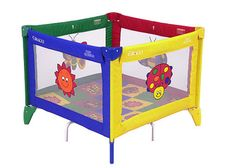 Graco TotBloc Play Yard -  It's safe to use from birth to 3 years, a plus since many play yards are only recommend until age 2.   #babycenterknowsgear  @babycenter
