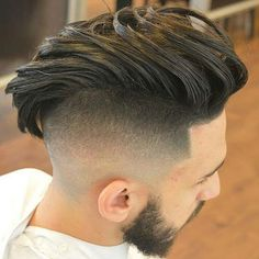 Undercut with Long Textured Hair                                                                                                                                                                                 More