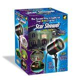 Star Shower Outdoor Laser Christmas Lights, Star Projector - http://shopattonys.com/star-shower-outdoor-laser-christmas-lights-star-projector/