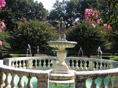 Elizabethan Gardens, Manteo, NC
