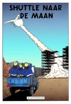 shuttle naar de maan kopie - Joost Veerkamp