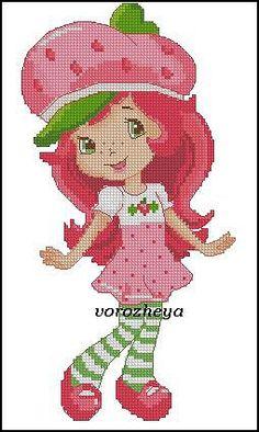 Strawberry Shortcake Chart Pic