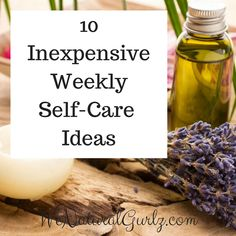 When was the last time you engaged in self-care? In need of ideas?  Try one of these...