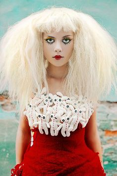living doll fashion photography