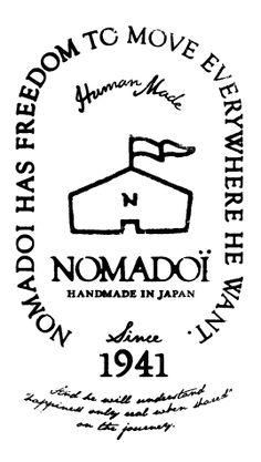 NOMADOI のブランディングを手掛けました