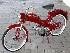 Cars, Rides, Auto & Vechicles - www.Dudepins.com - Site for Men & Manly Interests #puch #knallerter #moped