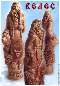 Славянский бог Велес. Чур Велеса.  Автор Казьмина Юлия.