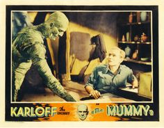 'The Mummy' (1932) ...