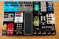 Show your pedalboard thread #47 - The Gear Page: