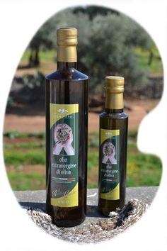 """Olio extravergine d'oliva """"Mavilio"""" Denocciolato"""