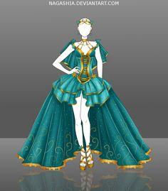 Adoptable Outfit Auction 10 OPEN by Nagashia.deviantart.com on @DeviantArt