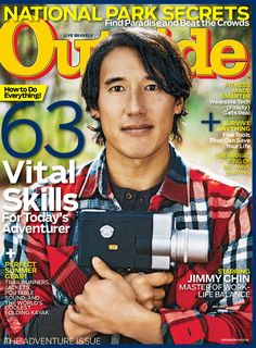 Outside Magazine May 2014