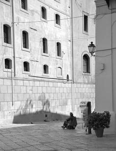street- mendicante