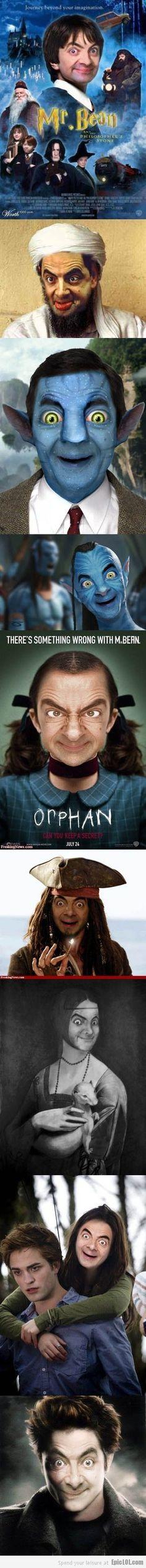 Mr. Bean #funny
