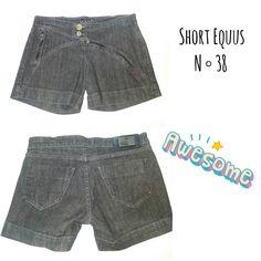 VÁRIOS SHORTS EM PROMOÇÃO Short Black jeans  EQUUS  N °38 Semi novo  De R$43 por R$35 reais promoção de CARNAVAL🎉   ⚠COMO COMPRAR⚠ 🍒Todas informações no direct/inbox ou WhatsApp 👉 31 8729-0249  🍒 Aceitamos débito e crédito    #equus  #short #blackjeans #carnaval #trend #casualstyle #uohbrecho #brecho #brechoinfantil  #instagood #pretty #blessed #girl  #love #moda #cool #good #cute #follow #fashion #fun #igers  #ootd #blogger #inlove #model #blog #belohorizonte #brasil