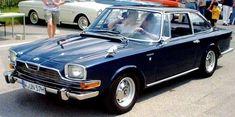 1966 BMW Glas 3000 V8