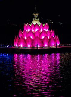 Loy Krathong Festival 2013