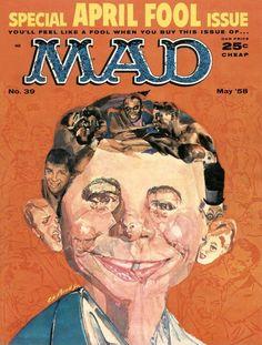 Mad Magazine No. 39 May 1958