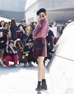 Seoul Fashion Week 2017   in Asian style   ensorcelant